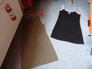 2-x-Esprit-Kleid-NEU-Zugabe-NICE-Kleid-Gr-M-L-38-40