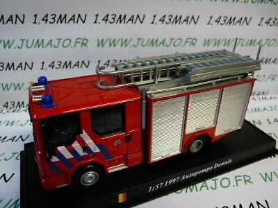 RENAULT Master VAR 1999 voiture 1//57 DEL PRADO Pompiers du Monde