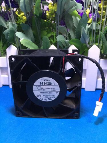 1pcs NMB 3115RL-05W-B70 8038 24V inverter 8CM cooling fan