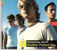 (DG470) American Hi-Fi, Another Perfect Day - 2001 DJ CD