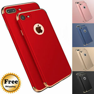 Mosafe Luxury Shockproof Hybrid Slim Case Cover For Apple iPhone 6 6S 7 Plus