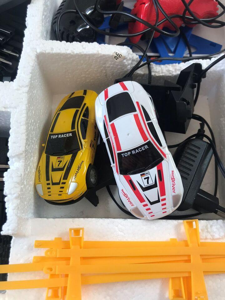 Racerbane, Double Loop Rally Racing