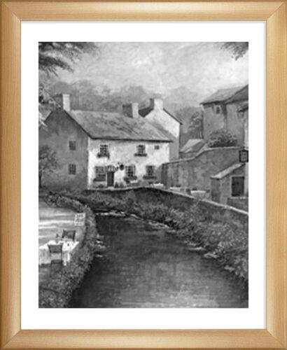 Bilderrahmen Pisa Multifit 30x50 cm Posterrahmen weißer Hintergrund 50x30 cm