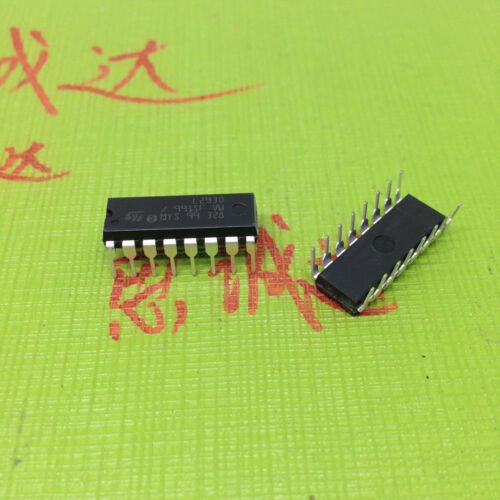 20Pcs L293D L293 Push-Pull Four-Channel Motor Driver IC