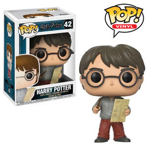 Harry Potter Marauders Map Funko Pop Vinyl Figure Official Hogwarts Collectables Ebay