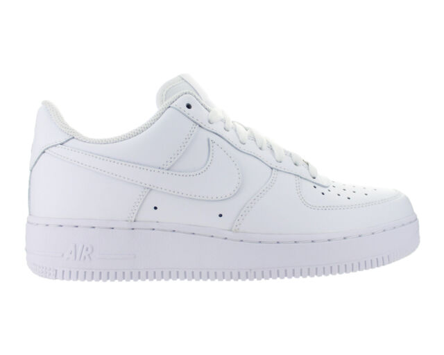 sports shoes d1335 a191f Mens Nike Air Force 1  07 White 315122-111