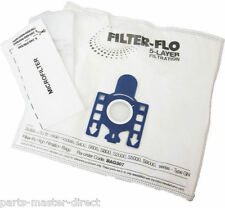MIELE S5210 C1 C2 C3 FJM GN TYPE VACUUM CLEANER DUST BAGS WITH FILTER