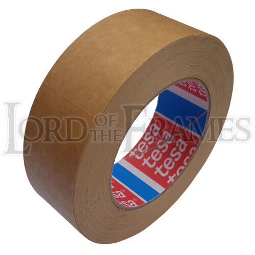 1 Roll 38mm x 50m Tesa 4309 Tape Premium Flex Picture Frame Framing Backing