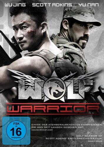 1 von 1 - Wolf Warrior (2016) * Blu-ray Disc * wie neu *