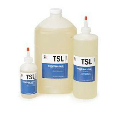 Graco Throat Seal Liquid 206995 TSL 1 quart (qt) Genuine