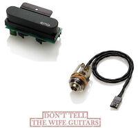 EMG B Active Magnetic Bouzouki / Mandola Pickup, Black