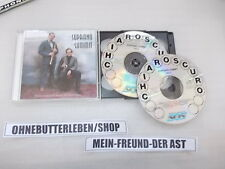 CD JAZZ soprano Summit - 2 Org. LP + Live rec (29) canzone chiaroscuro/SOS PROD