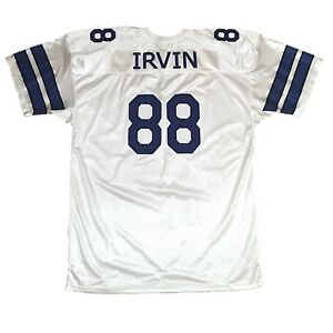 buy online 50f8e a5aa5 Details about Michael Irvin Jersey Dallas Cowboys Mitchell & Ness Size  56/3XL