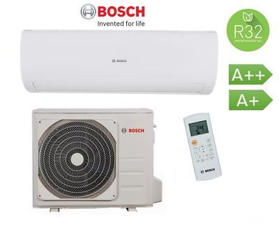 Bosch Multi Split Klimaanlage Climate 5000 Außengerät 5,2kW 2 Innengeräte 2,6kW
