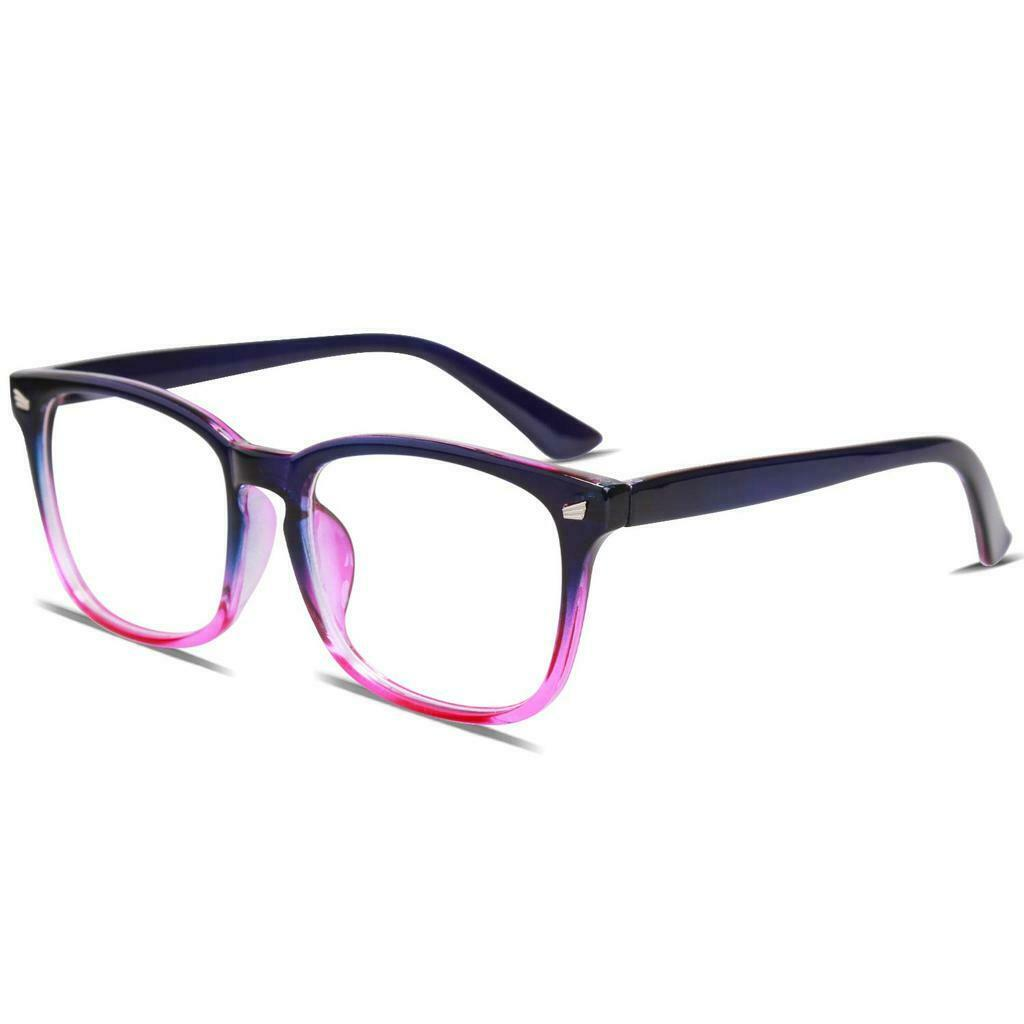 Blue Light Filter Blocking Computer Gaming Glasses UV Protection Black pink