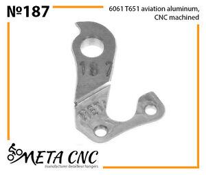 META CNC Derailleur hanger № 46 analogue PILO D170