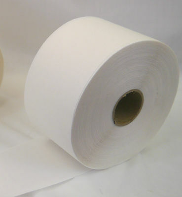 10 Metres Of SEW IN BUCKRAM Customisable Width 100/% cotton PROFESSIONAL QUALITY