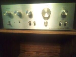 Pioneer-Stereo-Amplifier