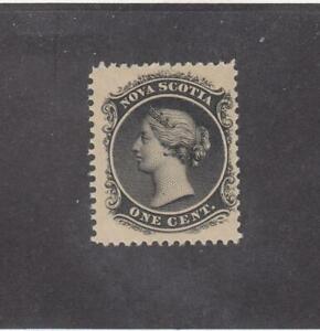 NOVA-SCOTIA-MK4534-8-FVF-MNH-1cts-VICTORIA-BLACK-1860-63-CAT-VAL-34