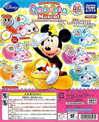 TAKARATOMY A.R.T.S Disney characters All 5set Gashapon mascot toys Complete set