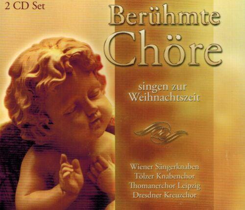 1 von 1 - DOPPEL-CD NEU/OVP - Berühmte Chöre singen zur Weihnachtszeit