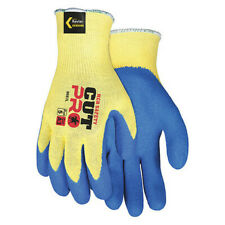 Mcr Safety 9687m Cut Resistant Coated Gloves A3 Cut Level Natural Rubber