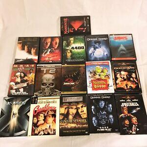 1990's 2000's DVD Lot of 16 Movies Classics Terminator