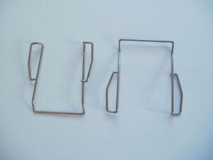 2 X Clip De Ceinture Pour Sennheiser Bodypacks G1 G2 Sans Fil G3 Pack Neuf-afficher Le Titre D'origine