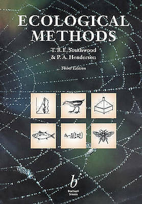 1 of 1 - Ecological Methods-ExLibrary