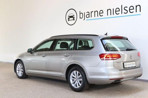 VW Passat 2,0 TDi 190 Comfortl. Variant DSG - billede 2