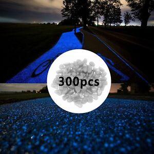 Pierres-Qui-Brillante-sur-la-Obscurite-300-Unites-Etang-Jardin-Exterieur