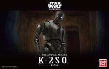 K-2SO Modellbausatz 1/12 von Bandai, Star Wars: Rogue One, neu & OVP