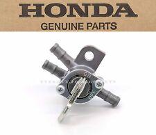 New Genuine Honda Fuel Gas Petcock CRF250 X CRF450 X OEM Petrol Valve  #H64
