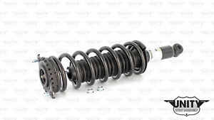 Suspension Strut and Coil Spring Assembly Rear FCS fits 14-16 Subaru Forester