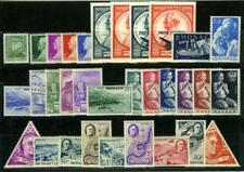 1946 MONACO ANNEE COMPLETE TIMBRES POSTE  +  PA x