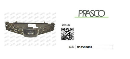 DS3502001 Griglia radiatore nera Nissan Note