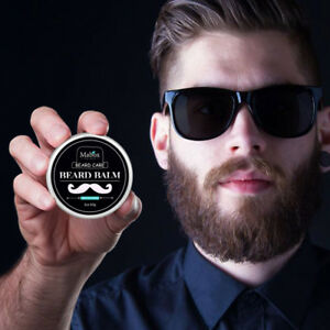Details about Beard Balm Healthy Moisturizing Beard Care Cream Men Painless  Shaving Skin Balm
