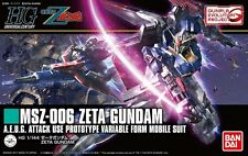Gundam 1/144 HGUC #203 Zeta Gundam 2.0 Gunpla Evolution Project Model Kit USA
