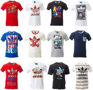 adidas originals uomo t shirt