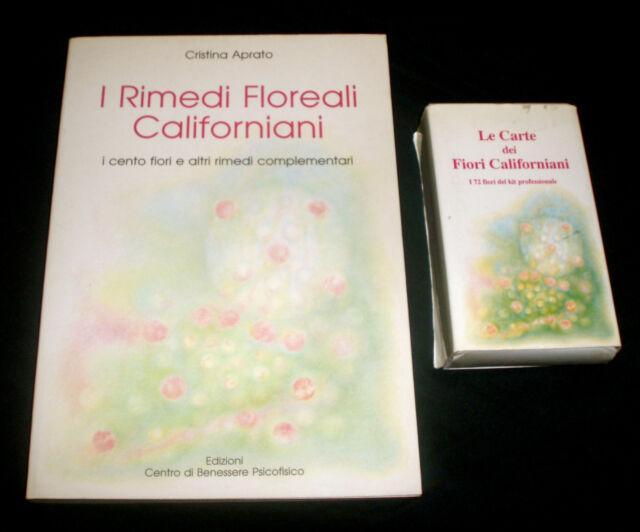 carte e rimedi floreali californiani. cento fiori e altri rimedi complementari