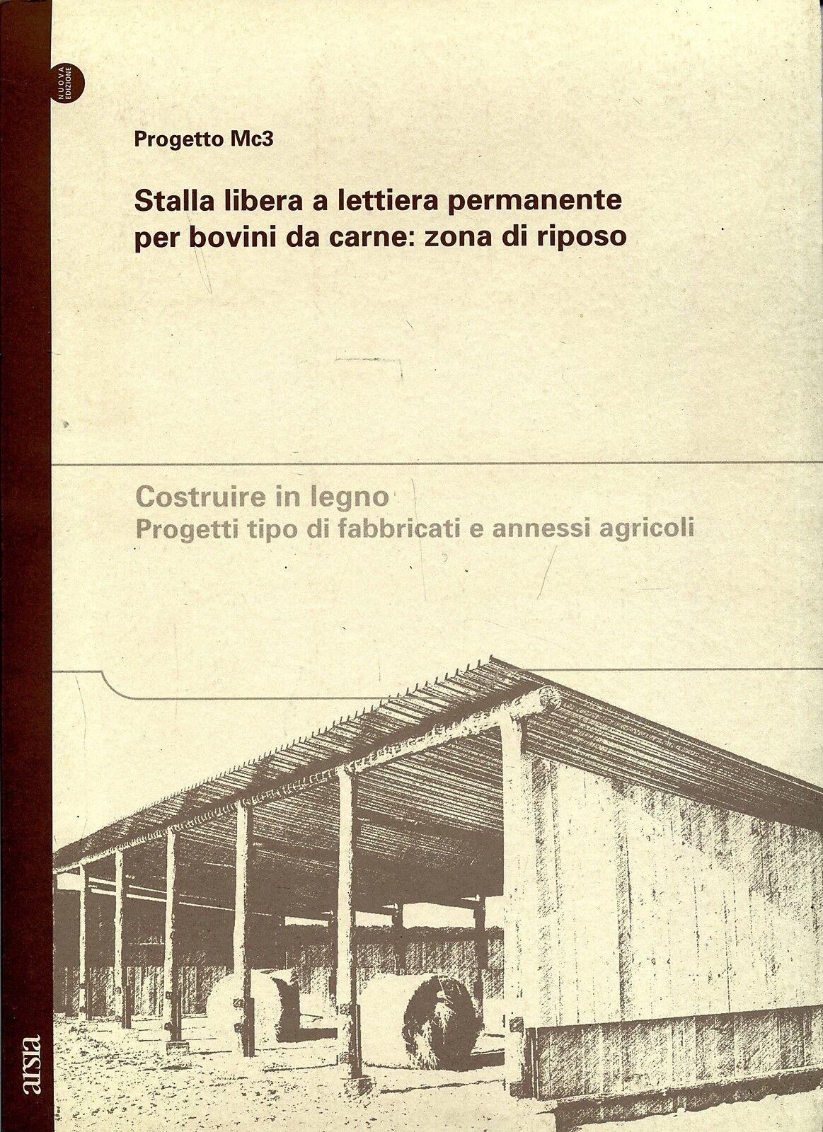 Costruire Lettiera Per Gatti dettagli su stalla libera a lettiera permanente per bovini da carne arsia  costruire in legno