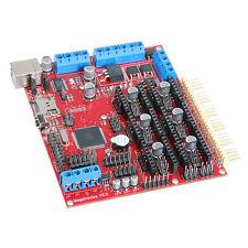 Reprap 3D Printer Controller Board Megatronics V2.0 Atmega2560-16AU Prusa Mendel