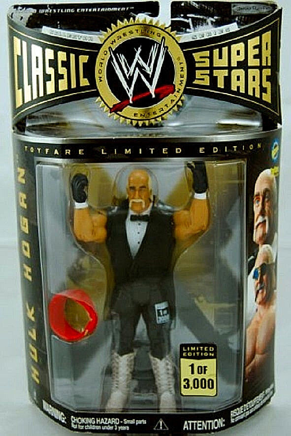 WWE_Classic Superstars Collection__HULK HOGAN figure_TOYFARE Exclusive_1 of 3000