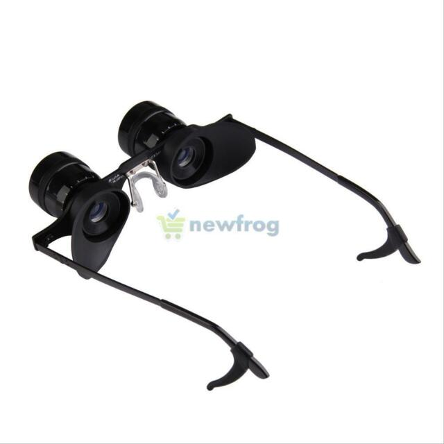 Portable 10x34 Zoom Glasses Telescope Magnifier for Hunting Hike Concert Fishing