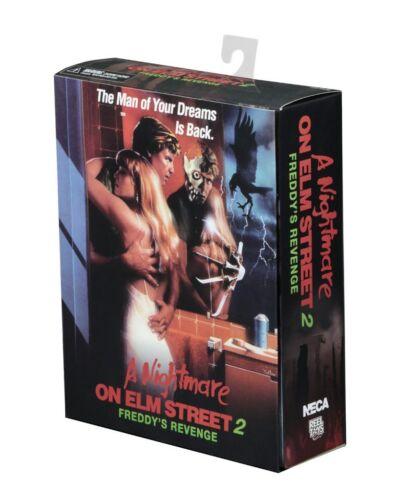 Nightmare on Elm Street partie 2 Ultimate Freddy Krueger Action Figure en stock