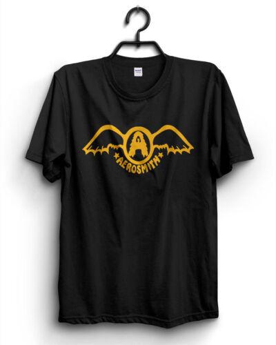 Hot Vintage 1974 AEROSMITH GET YOUR WINGS T-Shirt 70s Reprint Standart USA Size