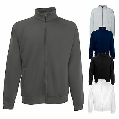 NEU -Fruit of the Loom - Premium Sweat Jacket - Sweatjacke - Jacke - S - 2XL