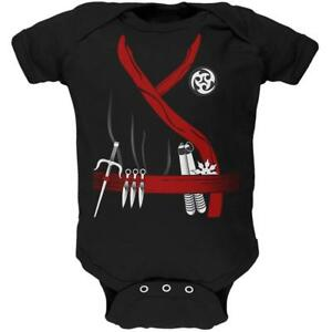 WU TANG CLAN Classic Clan Distressed infant Baby Boy Clothes One PIECE Bodysuit