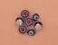 10X-Silver-Tone-Flower-Leather-Craft-Bag-Belt-Purse-Decor-Turquoise-Conchos-Set miniature 37