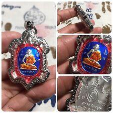 Lp Liew Turtle Tao Maha Larb  Wat Lai Thai Amulet Luck Rich Wealth Protecting.